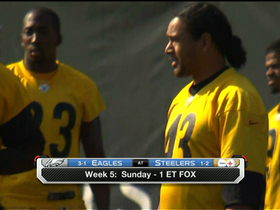 Video - Pittsburgh Steelers D set to return to form