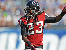 Video - Atlanta Falcons cornerback Dunta Robinson on 'Around the League'