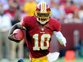 Video - Can the Falcons stop RG3?