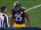 Watch: Ryan Clark yells at officials