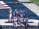 Watch: Weeden throws pick in the end zone