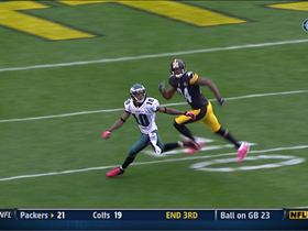 Video - Desean Jackson  for 24-yard reception