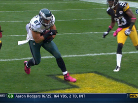 Celek 2-yard touchdown