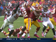 Watch: Kirk Cousins throws second INT
