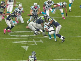 Video - Phillips forces fumble