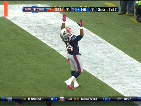 Video - Vereen 1-yard TD run