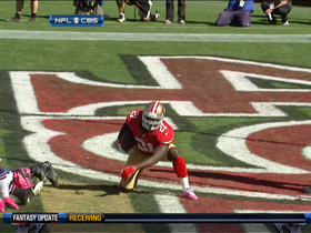 Video - Frank Gore 1-yard touchdown run