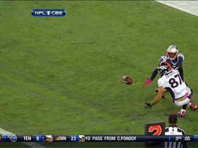 Video - Decker 2-yard TD catch