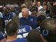 Watch: Inside an emotional Colts locker room