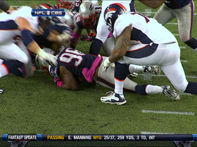 Video - Cunningham fumble recovery