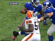 Watch: Bradshaw fumbles on first play of game