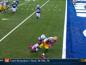 Video - Jones 6-yard TD catch