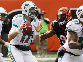Video - Dolphins vs. Bengals highlights