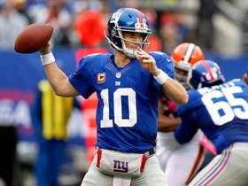 Video - WK 5: Eli Manning and Victor Cruz highlights