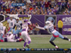Watch: Vikings pick off Hasselbeck