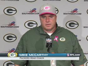 Video - Packers postgame press conference