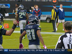 Video - Tate 13-yard TD catch