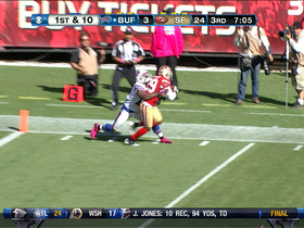 Video - 49ers intercept Ryan Fitzpatrick