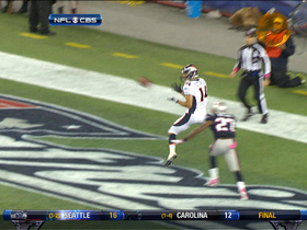 Video - Stokley 5-yard TD catch