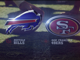 Video - Bills vs 49ers highlights