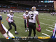 Watch: Colston gets his third TD