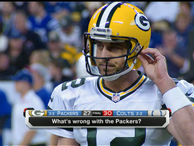 Video - What's wrong with the Packers?