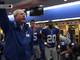 Watch: Giants thrilled in locker room
