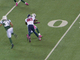 Watch: Cromartie intercepts Schaub&#039;s pass