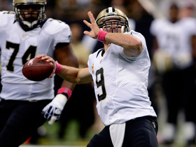 Video - How did New Orleans Saints quarterback Drew Brees make history?