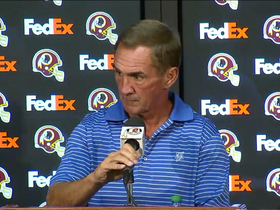 Video - Mike Shanahan gives an update on Robert Griffin III