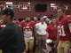 Watch: 49ers locker room excitement