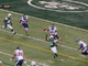 Watch: Sanchez&#039;s pass intercepted