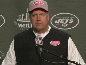 Video - Rex Ryan reacts to New York Jets' loss