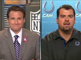 Video - Indianapolis Colts GM Ryan Grigson joins 'NFL AM' following emotional win