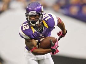 Video - Percy Harvin showing no mercy
