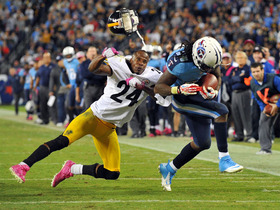 Video - Pittsburgh Steelers vs. Tennessee Titans highlights