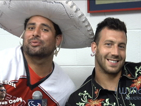 Video - On the Nose: Houston Texans celebrate Hispanic Heritage month
