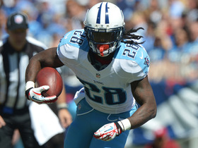 Video - Chris Johnson: ' A lot of people probably gave up on me'