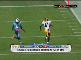 Video - Are the Pittsburgh Steelers losing their mystique?