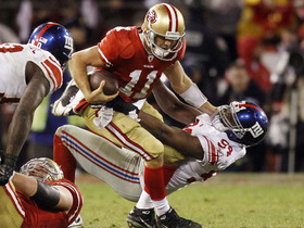 Video - 'Playbook': New York Giants vs. San Francisco 49ers