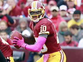 Video - Is Robert Griffin III ready to play?