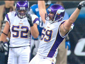 Video - Minnesota Vikings defensive end Jared Allen: 'We don't need the hype'