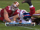 Watch: Giants OC Gilbride: Justin Smith &#039;gets away with murder&#039;