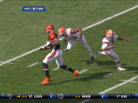 Video - Cincinnati Bengals tight end Jermaine Gresham 55-yard TD catch
