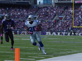 Video - Dallas Cowboys running back Felix Jones 22-yard touchdown