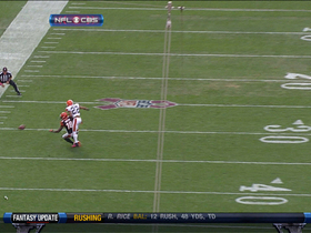 Video - Cincinnati Bengals quarterback Andy Dalton picked off by Joe Haden