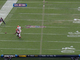 Watch: Dalton picked off by Haden