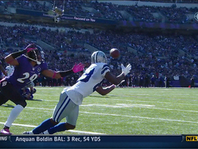 Video - Dallas Cowboys wide receiver Dez Bryant 7-yard touchdown