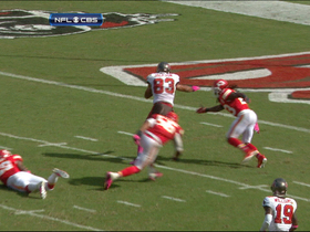 Video - Tampa Bay Buccaneers wide receiver Vincent Jackson scores second TD