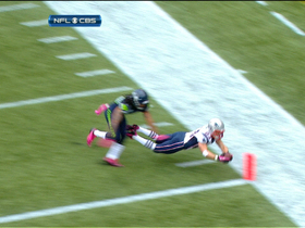 Video - New England Patriots wide receiver Wes Welker 46-yard TD catch